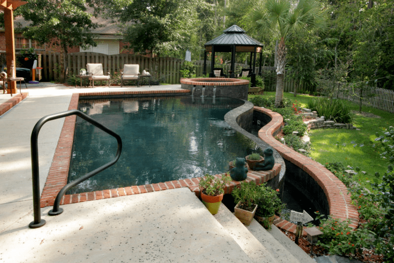 Residential Custom Inground Pools