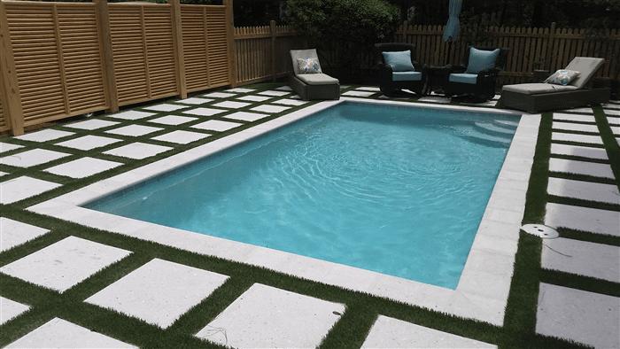 Pool Plaster, New, Repair or resurfaced pool plastering